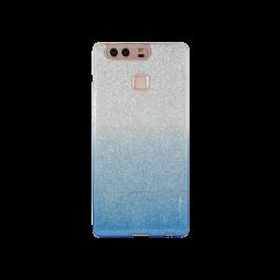 Huawei P9 - Gumiran ovitek (TPUB) - modra