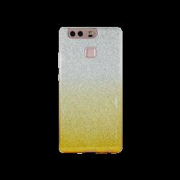 Huawei P9 - Gumiran ovitek (TPUB) - rumena