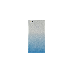 Huawei P9 Lite - Gumiran ovitek (TPUB) - modra