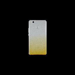 Huawei P9 Lite - Gumiran ovitek (TPUB) - rumena
