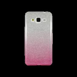 Samsung Galaxy J3 (2016) - Gumiran ovitek (TPUB) - roza