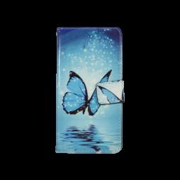 Sony Xperia XA - Preklopna torbica (WLGP) - Blue butterfly