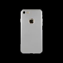 Apple iPhone 7/8 - Okrasni pokrovček (65) - srebrn