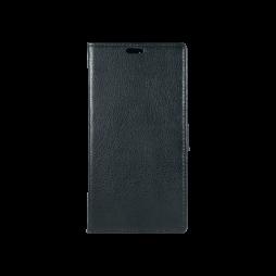Lenovo Vibe K5 Note - Preklopna torbica (WLG) - črna