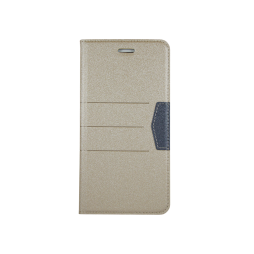 Apple iPhone 7 Plus/8 Plus - Preklopna torbica (47G) - bež