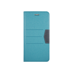 Apple iPhone 7 Plus/8 Plus - Preklopna torbica (47G) - turkizna