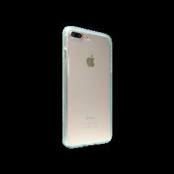 Apple iPhone 7 Plus/8 Plus - Gumiran ovitek (TPUD) - rob zelen