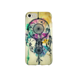 Apple iPhone 7/8 - Gumiran ovitek (TPUP) - Dreamcatcher