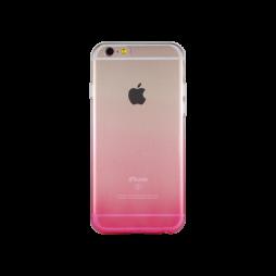 Apple iPhone 6/6S - Gumiran ovitek (TPUO) - roza