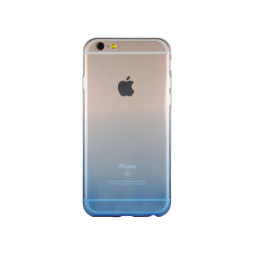 Apple iPhone 6Plus/6SPlus - Gumiran ovitek (TPUO) - modra