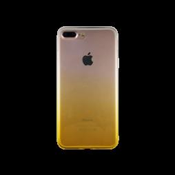 Apple iPhone 7 Plus/8 Plus - Gumiran ovitek (TPUO) - rumena