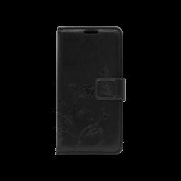 Samsung Galaxy A3 (2016) - Preklopna torbica (WLGO) - črna