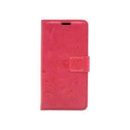 Samsung Galaxy A3 (2016) - Preklopna torbica (WLGO) - rdeča
