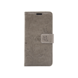 Samsung Galaxy A3 (2016) - Preklopna torbica (WLGO) - siva