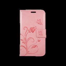 Samsung Galaxy J1 (2016) - Preklopna torbica (WLGO) - roza