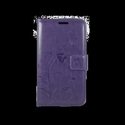 Samsung Galaxy J1 (2016) - Preklopna torbica (WLGO) - vijolična