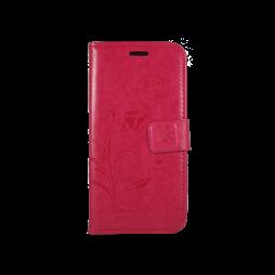 Samsung Galaxy S7 - Preklopna torbica (WLGO) - rdeča