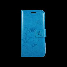 Samsung Galaxy S7 - Preklopna torbica (WLGO) - turkizna