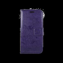 Samsung Galaxy S7 - Preklopna torbica (WLGO) - vijolična