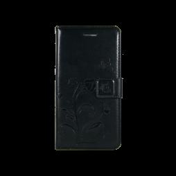 Huawei P9 - Preklopna torbica (WLGO) - črna