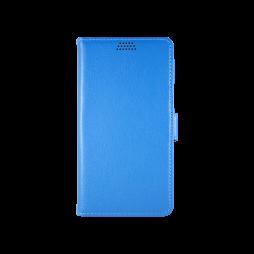 Sony Xperia XZ - Preklopna torbica (WLG) - modra