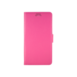 Huawei Y6 Pro - Preklopna torbica (WLG) - roza