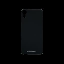 HTC Desire 825/10 Lifestyle - Gumiran ovitek (TPUM) - črn mat