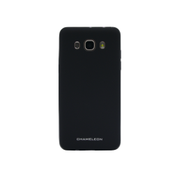 Samsung Galaxy J5 (2016) - Gumiran ovitek (TPUM) - črn mat