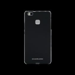 Huawei P9 Lite - Gumiran ovitek (TPUM) - črn mat