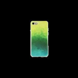 Apple iPhone 7/8 - Gumiran ovitek (TPUB) - svetlo zelena