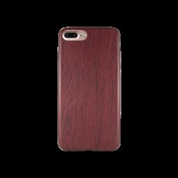 Apple iPhone 7 Plus/8 Plus - Gumiran ovitek (27) - temno rdeč