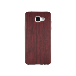 Samsung Galaxy A5 (2016) - Gumiran ovitek (27) - temno rdeč