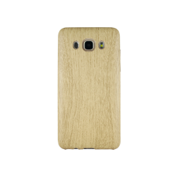 Samsung Galaxy J5 (2016) - Gumiran ovitek (27) - svetlo rjav