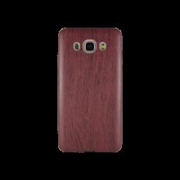 Samsung Galaxy J5 (2016) - Gumiran ovitek (27) - temno rdeč