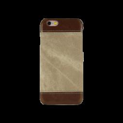 Apple iPhone 6/6S - Okrasni pokrovček (TPL) - rjav