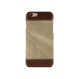 Apple iPhone 6Plus/6SPlus - Okrasni pokrovček (TPL) - rjav