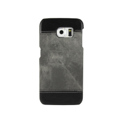 Samsung Galaxy S6 - Okrasni pokrovček (TPL) - temno siv