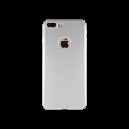 Apple iPhone 7 Plus/8 Plus - Okrasni pokrovček (65) - srebrn