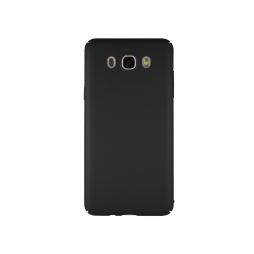 Samsung Galaxy J7 (2016) - Okrasni pokrovček (65) - črn