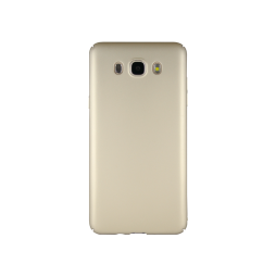 Samsung Galaxy J7 (2016) - Okrasni pokrovček (65) - zlat