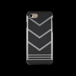 Apple iPhone 7/8/SE (2020) - Gumiran ovitek (ARM-03) - srebrn