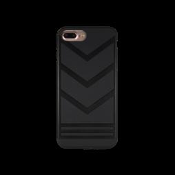 Apple iPhone 7 Plus/8 Plus - Gumiran ovitek (ARM-03) - črn