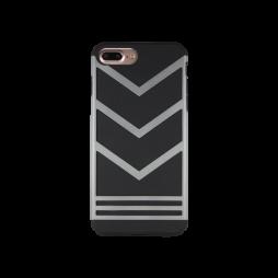 Apple iPhone 7 Plus/8 Plus - Gumiran ovitek (ARM-03) - srebrn