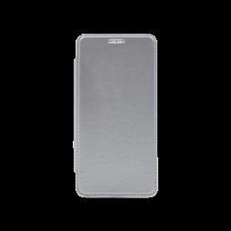 Samsung Galaxy A3 (2016) - Preklopna torbica (WLE) - srebrna