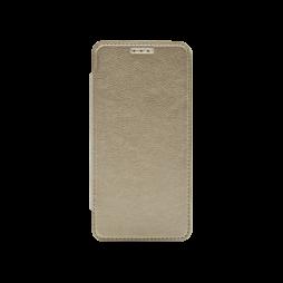 Samsung Galaxy A3 (2016) - Preklopna torbica (WLE) - zlata