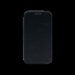 Samsung Galaxy J1 (2016) - Preklopna torbica (WLE) - črna