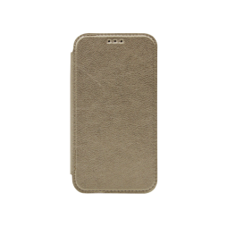Samsung Galaxy J1 (2016) - Preklopna torbica (WLE) - zlata