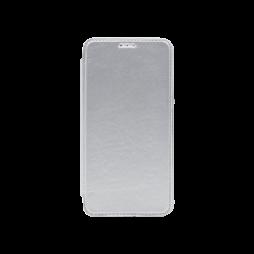 Samsung Galaxy J5 (2016) - Preklopna torbica (WLE) - srebrna
