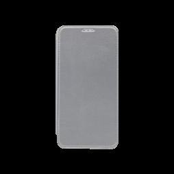 Samsung Galaxy J7 (2016) - Preklopna torbica (WLE) - srebrna