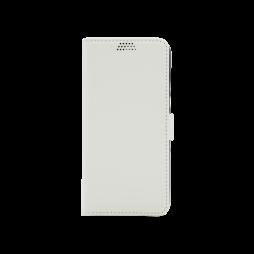 Huawei Honor 8 - Preklopna torbica (WLG) - bela
